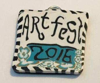 artfest charm-9a