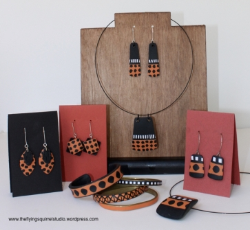 tribal bold graphic collection