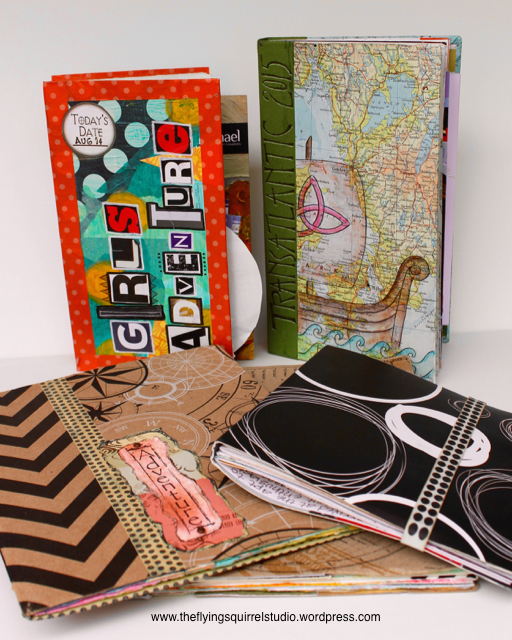 my handbound travel journals 2