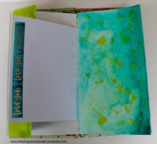 travel journal painted pages 2