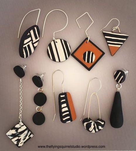 LYuhr-earring design class samples