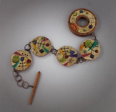 Making Your Mark with Kandinsky Bracelet