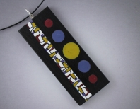 Channeling Mondrian Pendant