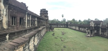 Angkor Wat side