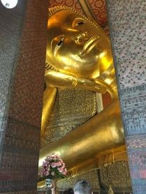 Bangkok - reclining buddha