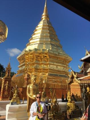 Chaing Mai - Doi Suthep Temple