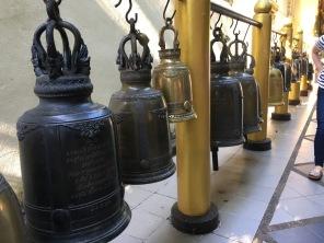 Chaing Mai - DoiSuthep bells