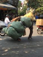 Hanoi-handcart
