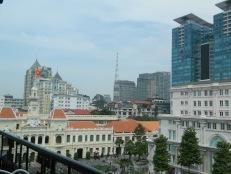 Saigon-view from Rex Hotel