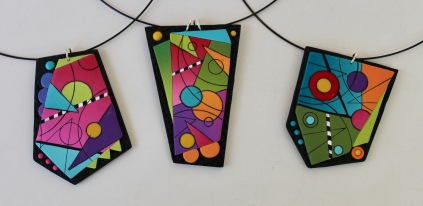 Yuhr-colorful pendants on cable 1
