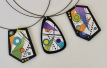 Yuhr-colorful pendants on cable 2