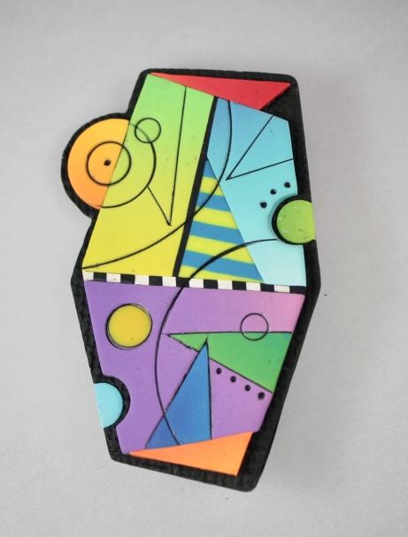 Yuhr-Picasso Polymer Faces 8